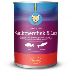 Läckerbitar Tilapie & losos: 400 g