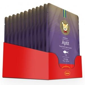 Aptit Tuna Box: 12 x 70g