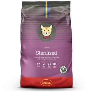 Exclusive Katt Sterilised: 2 kg