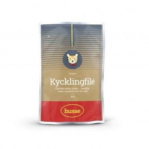 Katt Kycklingfilé: 80 g
