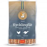 KYCKLINGFILÉ - 100 % sušené kuřecí maso